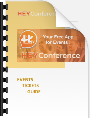HeyConference ticket guide